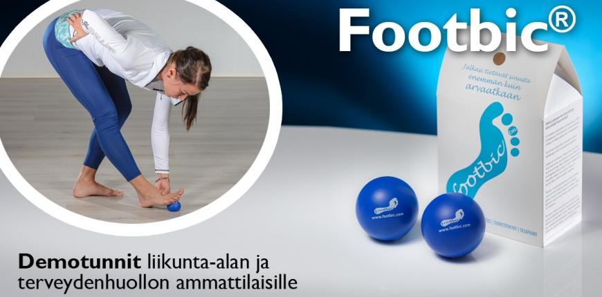 Footbic® ammattilaisille